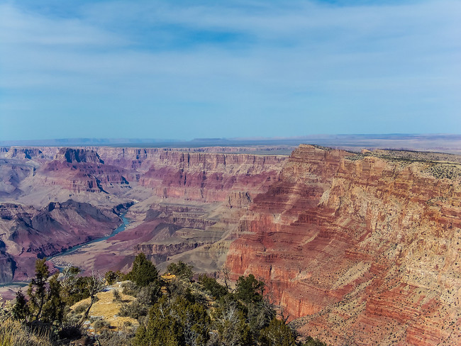 east rim grand canyon arizona