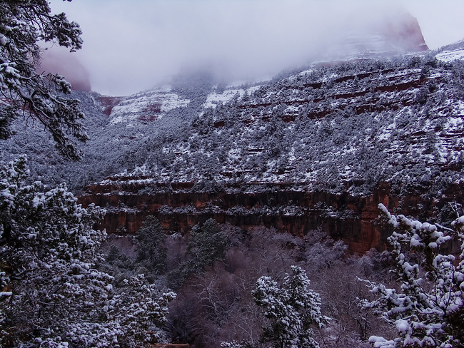Oak Creek Canyon Arizona