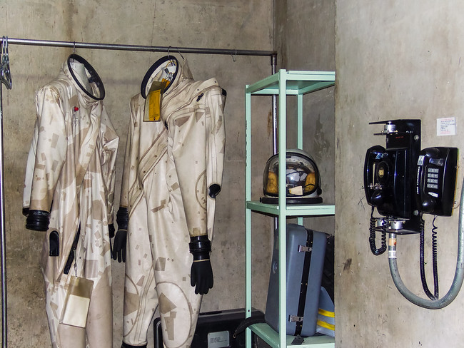 crew suits titan missile museum arizona