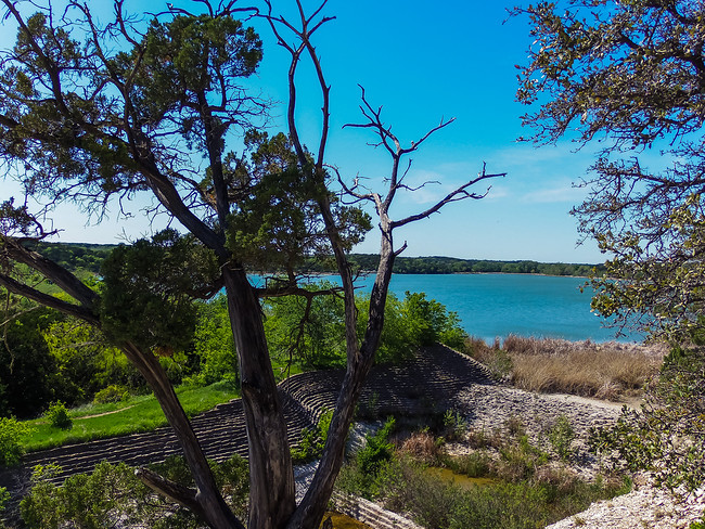 Cleburne State Park Texas
