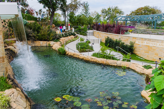 Dallas Arboretum Children's Adventure Garden