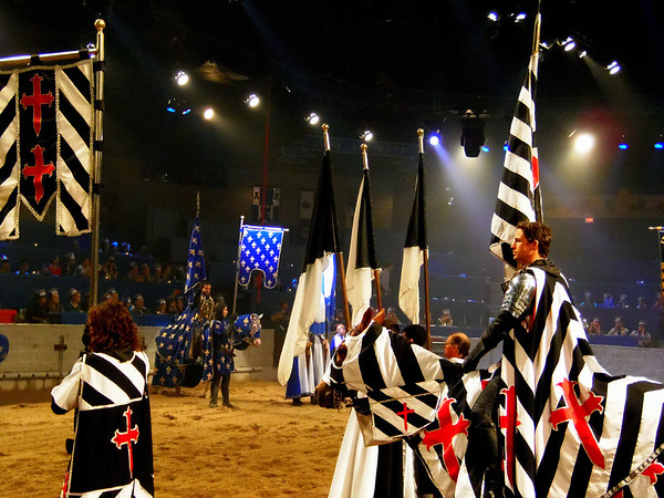 medieval times dallas knight