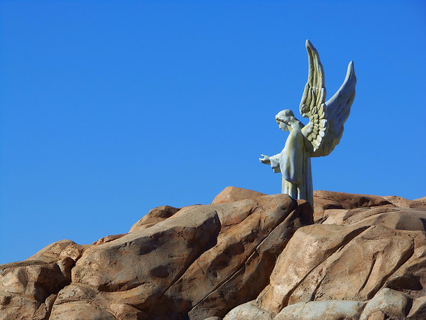 angel in groom texas