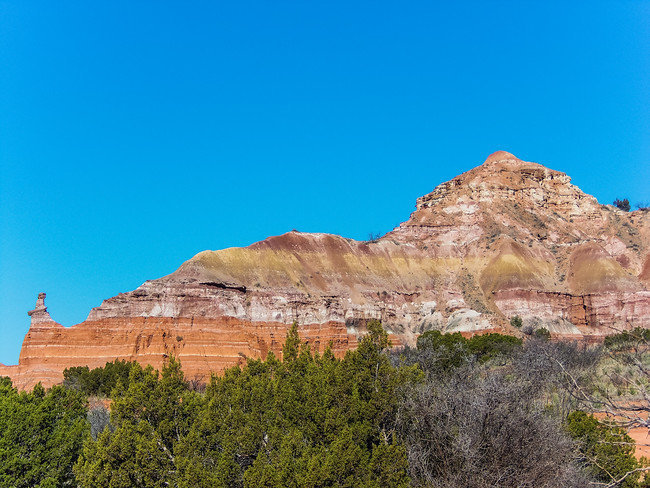 palo duro canyon state park texas geology