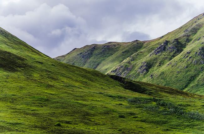 Hatcher's Pass Alaska