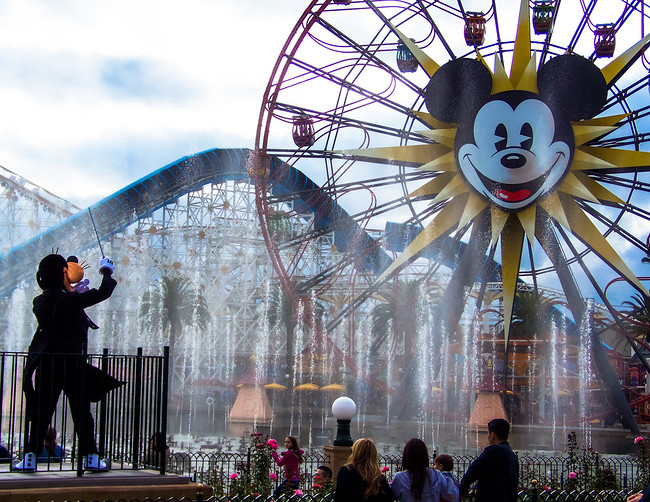 Disneyland, California - Fun for Kids, but What About Adults?