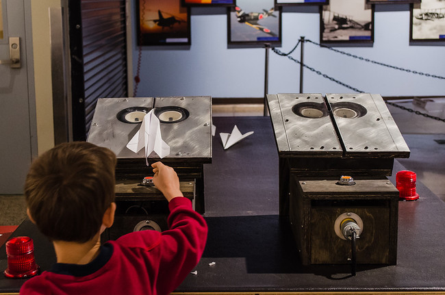 The lessons of flight at National Nuclear Museum in Albuquerque